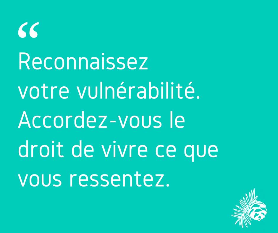 Intention-vulnerabilite