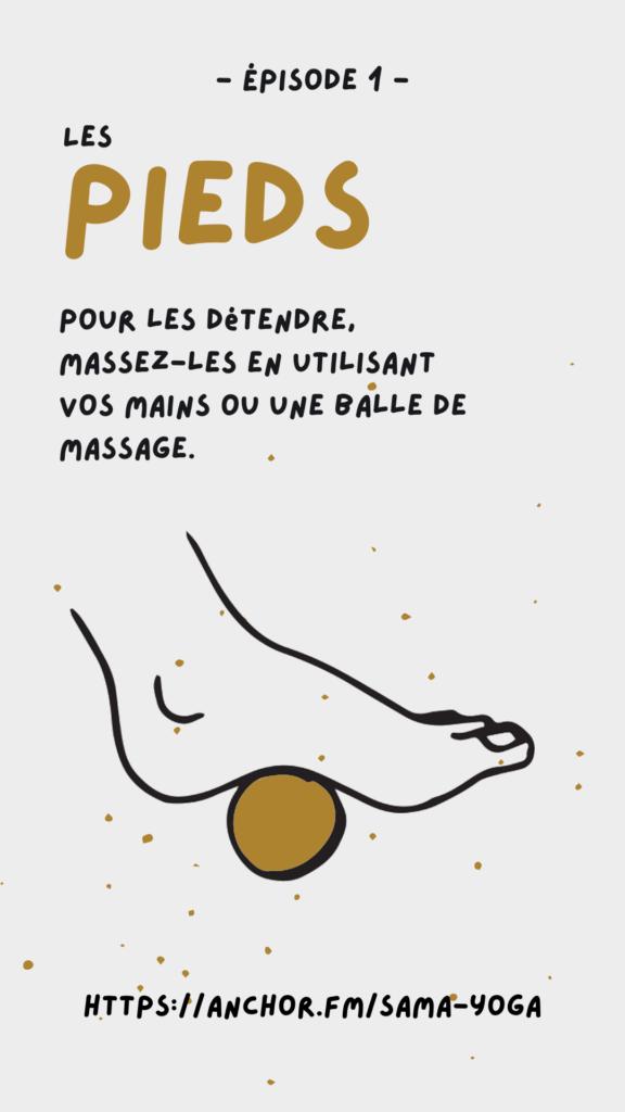Image sur les massages de pieds