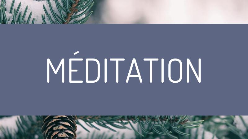 Ressources en méditation