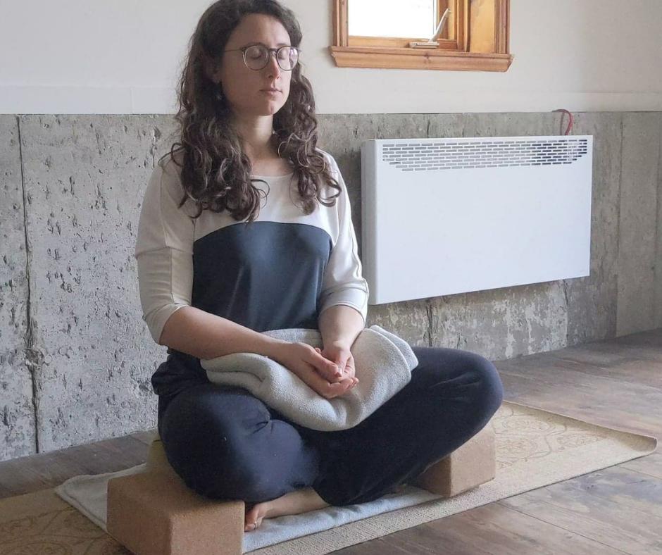 Comment placer ses mains pour méditer?